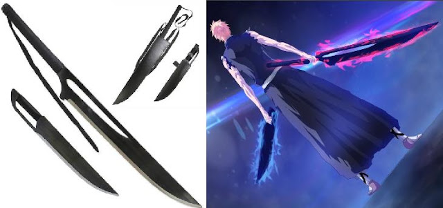Zanpakuto Sword ( Bleach )