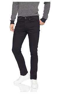 Pantalon Negro para hombre