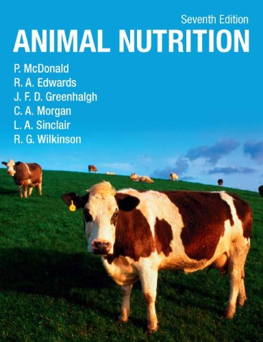 Animal Nutrition 7th edition - WWW.VETBOOKSTORE.COM