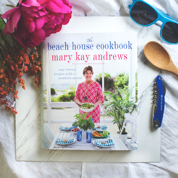 The Pink Clutch ...: Cooking With Mary Kay Andrews
