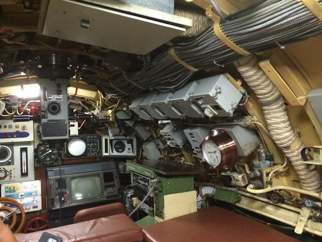submarino espía yugoslavo. Museo de historia militar Eslovenia