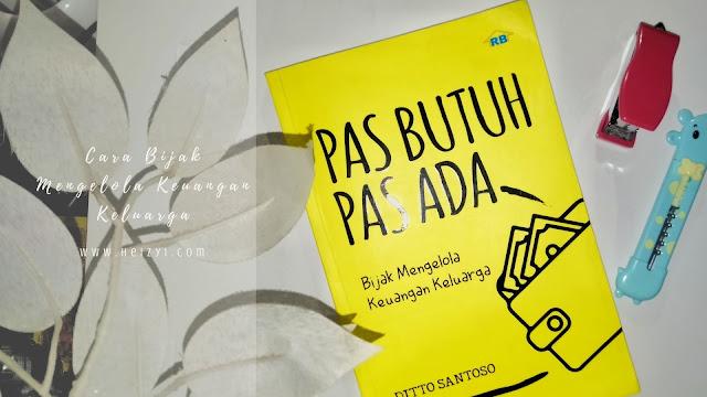 Review Buku Pas Butuh Pas Ada