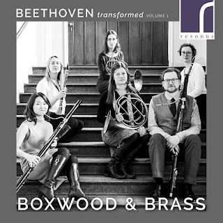 Beethoven transformed - Boxwood & Brass - Resonus