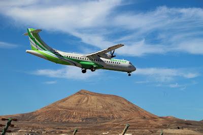 Umbau des Flughafen César Manrique auf Lanzarote