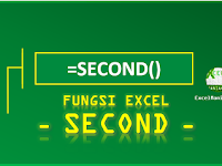 Fungsi Excel SECOND