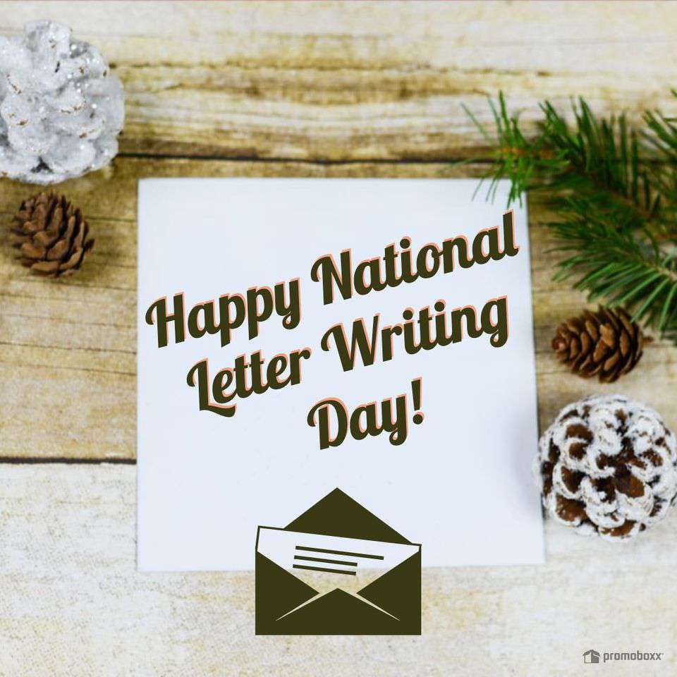 National Letter Writing Day Wishes Awesome Images, Pictures, Photos, Wallpapers