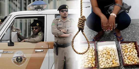 23 Nigerians to be executed in Saudi Arabia for drug trafficking