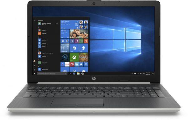 سعر ومواصفات HP لاب توب 15.6 Inch,1 تيرابايت,رام 8 جيجابايت,انتل الجيل الثامن كور اي 5,دوس,رمادي 15-da1031nx