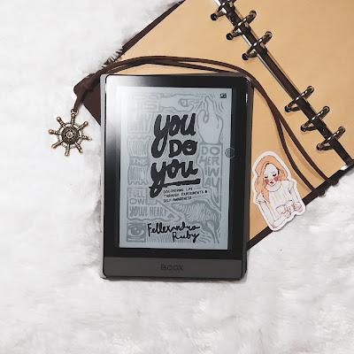 Review Buku You Do You, Fellexandro Ruby