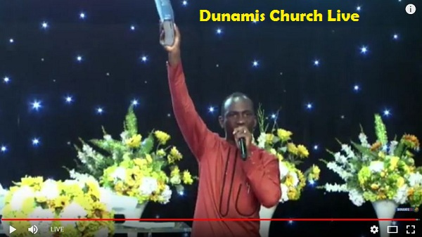 Dunamis Live Streaming Today