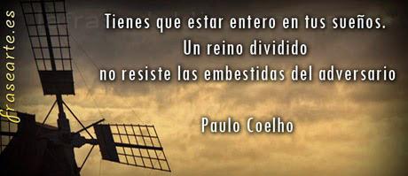 Frases positivas - Paulo Coelho
