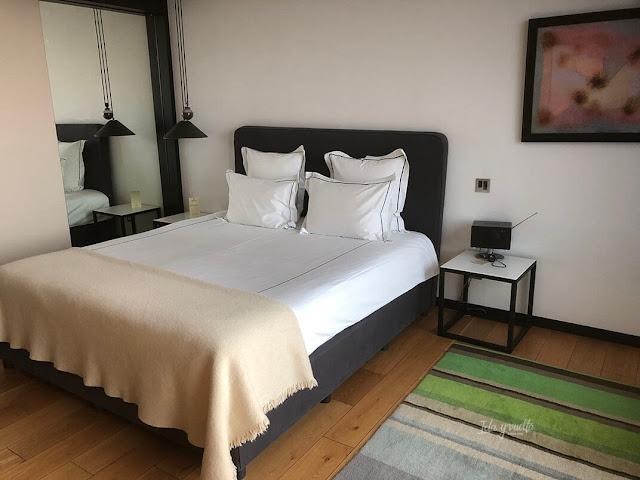 Sense Hotel Sofia habitación
