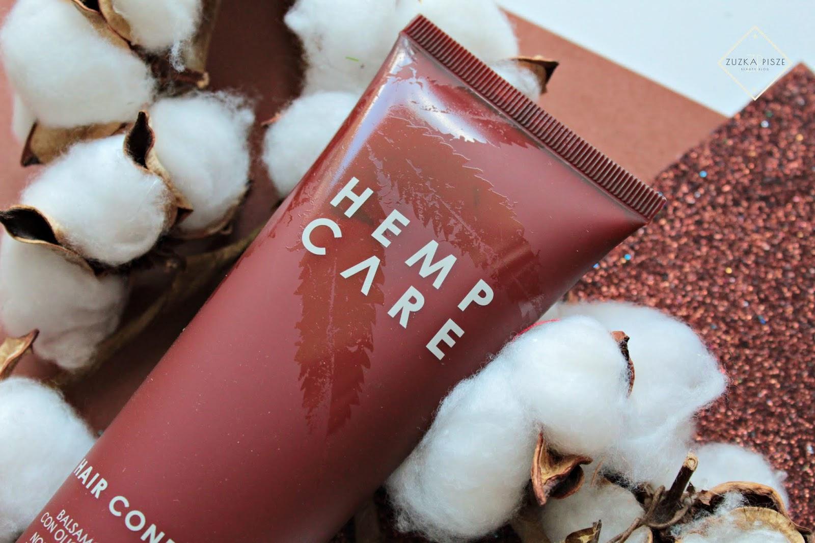 Hemp Care Hair Conditioner Odżywka do włosów z organicznym olejem konopnym.