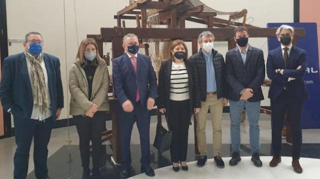 """Bonig pide una apuesta firme por el sector textil valenciano: """"Menos anuncios y más ayudas directas"""""""