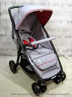 Kereta Bayi LightWeight BabyDoes CH745 Energy
