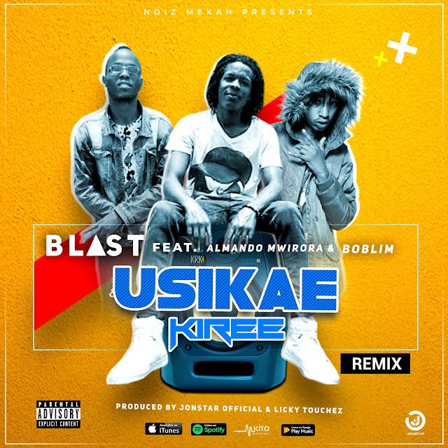 Blast - Usikae Kiree (REMIX) Feat. Almando Mwirora & Boblim