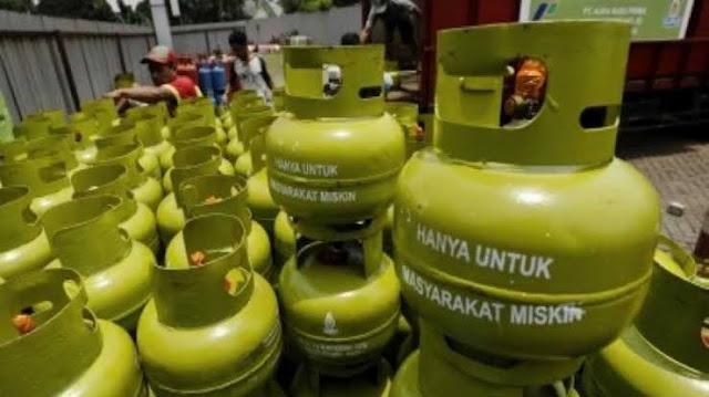 Subsidi Akan Dicabut, Harga Elpiji 3 Kg Naik Jadi Rp 35.250/Tabung
