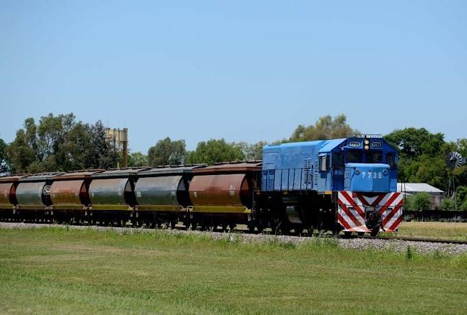 Transportar vino en tren ahorra un 50% en comparación a los camiones