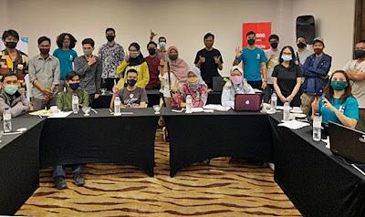 Berjejaring Digital di 1000 Startup Digital Lombok