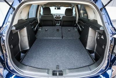 Suzuki S-Cross Facelift Boot space-Hd Image