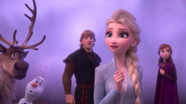 Frozen 2 ganha novo trailer