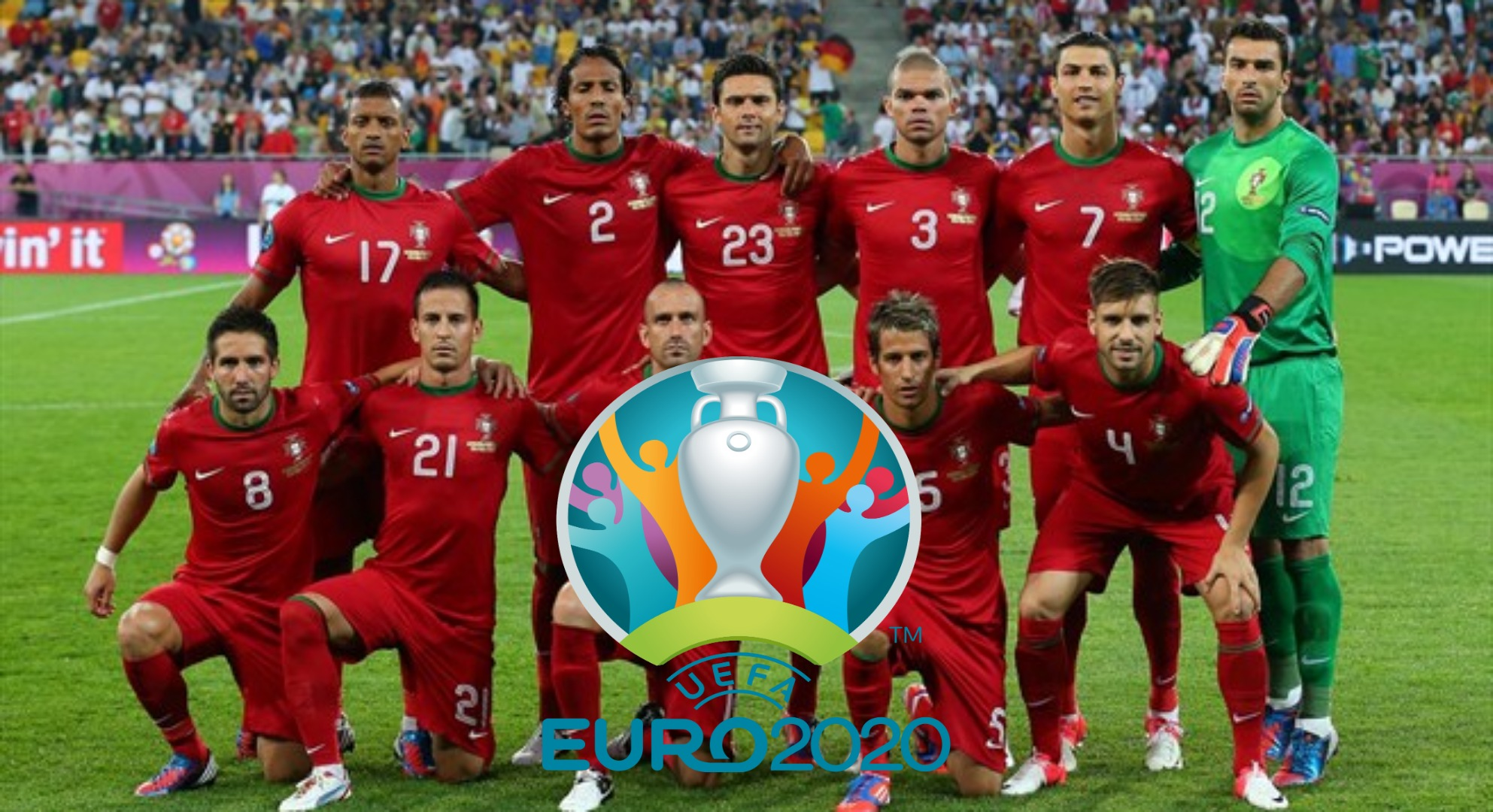 Senarai Rasmi Pemain Portugal EURO 2020
