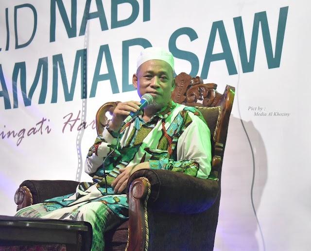Mereka yang mengatakan maulid Nabi Bid'ah mungkin tidak pernah belajar mantiq II Malam maulidurrasul Muhammad SAW