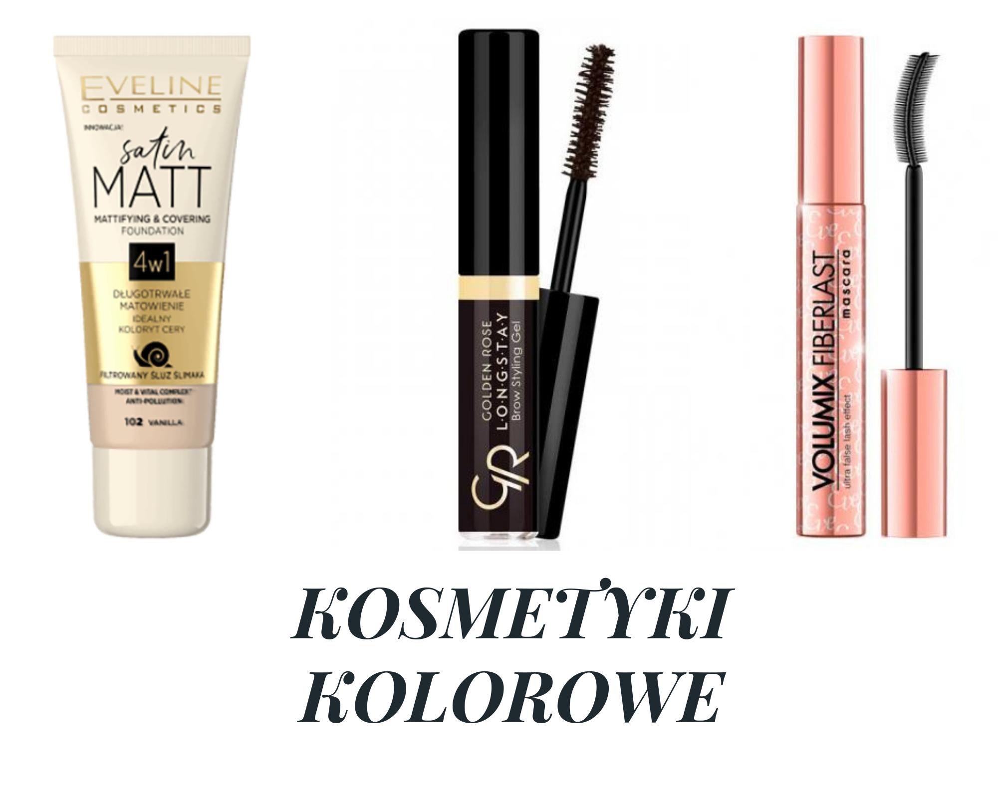 #Blogerkipolecaja: Kosmetyki, do których zawsze wracam czyli moje KWC :)
