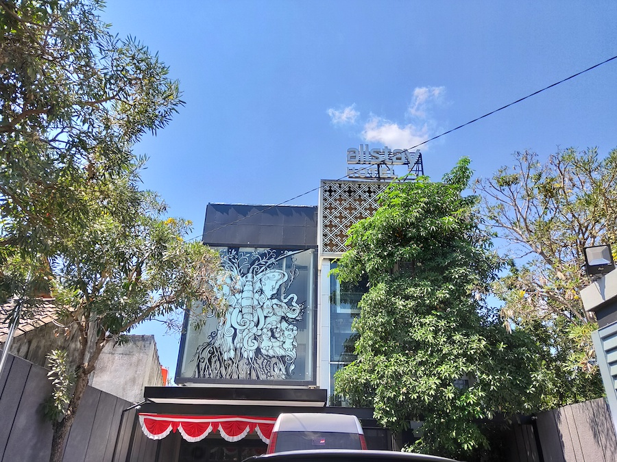 Review Hotel All Stay Yogyakarta Murah dan Minimalis