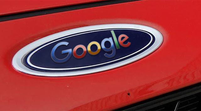 Acuerdo Google Ford