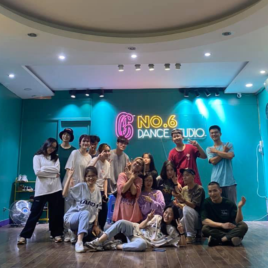[A120] Địa chỉ học nhảy HipHop tại Hà Nội chất lượng
