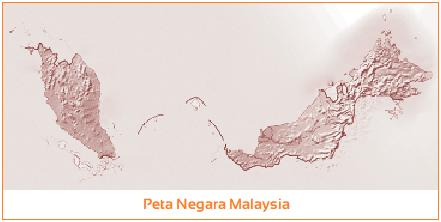 Letak dan Batas Negara Malaysia
