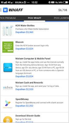 3 Aplikasi Penghasil Pulsa Gratis Terbaru Namorz Net Download