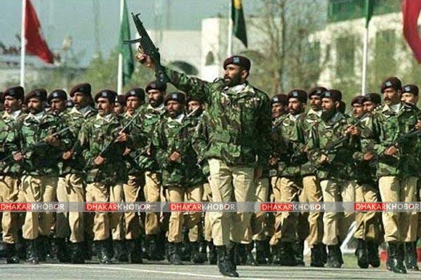 গোপন সামরিক আদালত চালু করছে পাকিস্তান