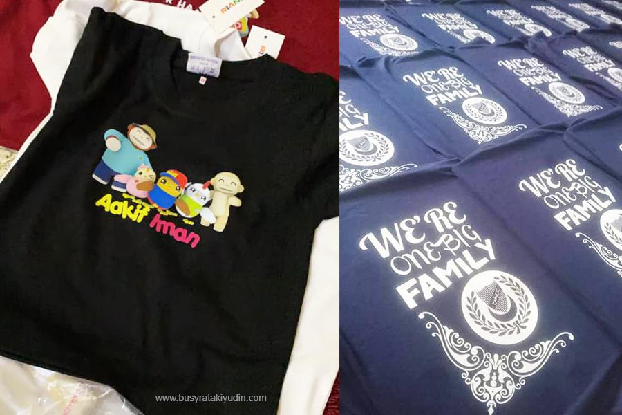 tempah tshirt murah, tshirt printing, custom tshirt, order tshirt murah, free design, printing murah, label sticker murah, tempah kad bisnes,