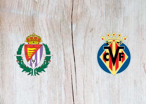 Real Valladolid vs Villarreal -Highlights 8 February 2020