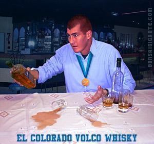 El colorado volco whisky