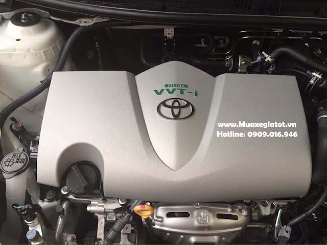 Toyota Vios sử dụng 1 loại động cơ trong suốt 3 thế hệ nay đã được đổi sang động cơ thế hệ mới
