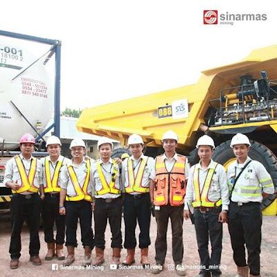Lowongan Kerja Pegawai Baru Besar-Besaran Sinarmas Mining Penerimaan Seluruh Indonesia