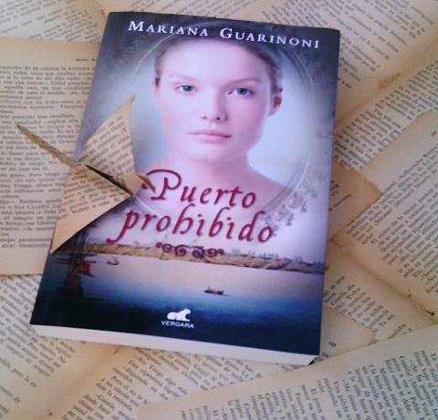 Olorcito A Libro Resea 90 Puerto Prohibido Mariana Guarinoni