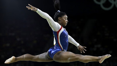 Simone Biles Becomes Most Decorated Female Gymnast In History After Winning Her 21st World Championship Medal