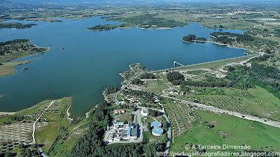 Barragem de Santa Águeda (Barragem da Marateca)