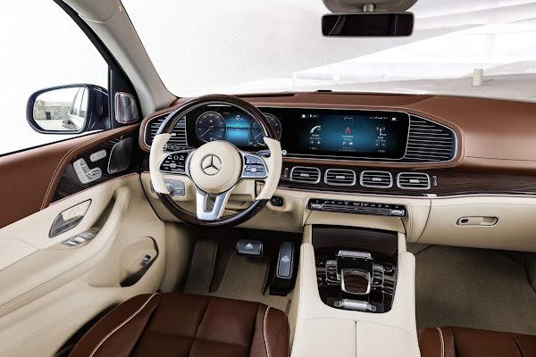 Mercedes-Maybach GLS parte de US$ 160.500 nos EUA
