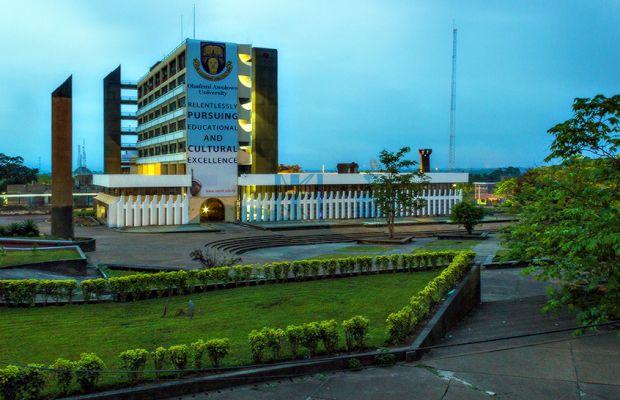 Best Nigerian Universities - Obafemi Awolowo University