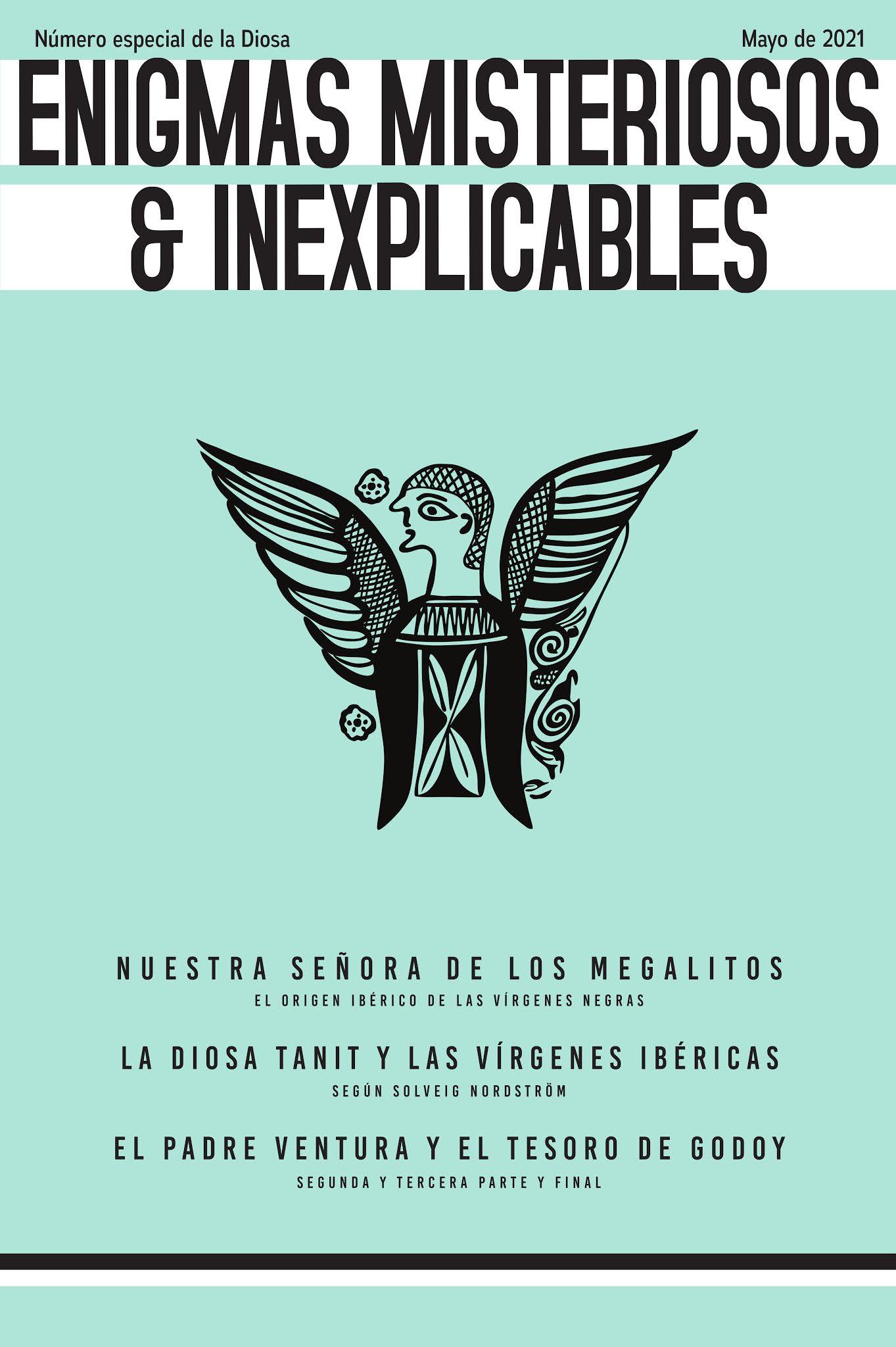 Revista Enigmas Misteriosos & Inexplicables / Número especial de la Diosa