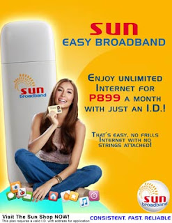 Sun Easy Broadband 899 Postpaid Plan