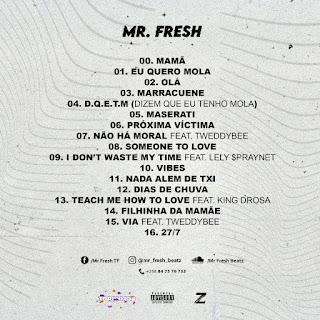 Mr Fresh - Não Há Moral ( ft.TweddyBee ) (Download MP3)