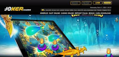 Daftar Judi Casino Tembak Ikan Online