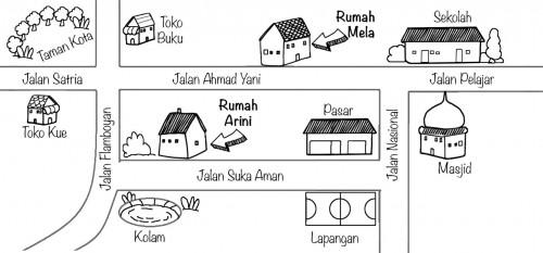 Kumpulan Soal AKM Literasi Teks Informasi Level 1 (Kelas 1 dan 2) - www.gurnulis.id