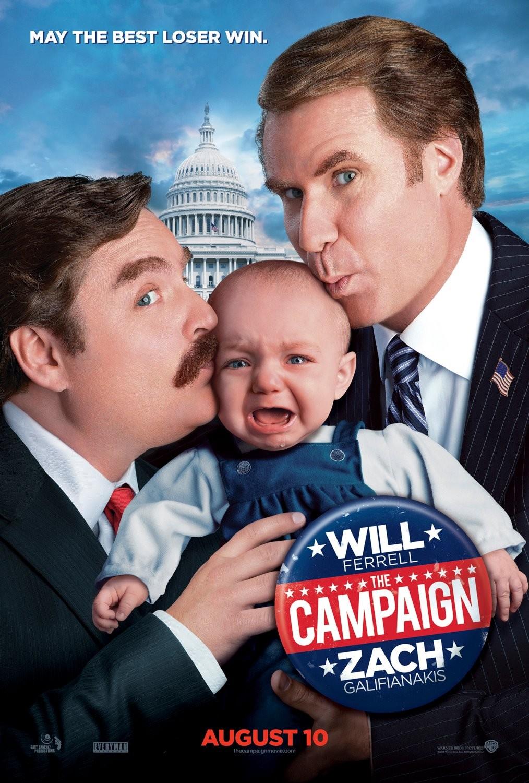 Nonton Film The Campaign (2012)